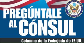 Pregúntale al cónsul
