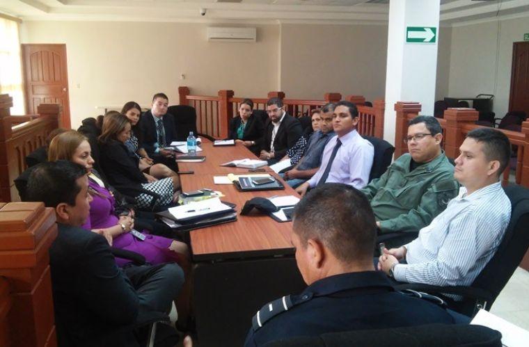 Ministerio p blico y polic a nacional se re nen critica for Ministerio policia nacional