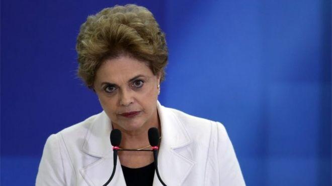 Brasil: Rousseff pedirá anular su juicio de destitucion ante evidentes irregularidades