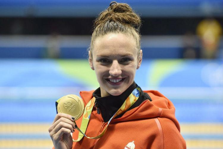 Katinka Hosszu consiguió su segundo oro en natación