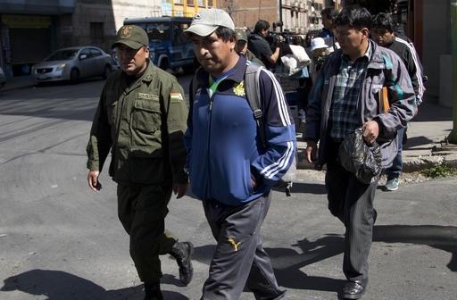 Encarcelan a seis mineros por el asesinato en Bolivia