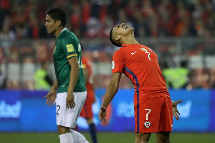 El partido ante Bolivia sería especial para Alexis Sánchez