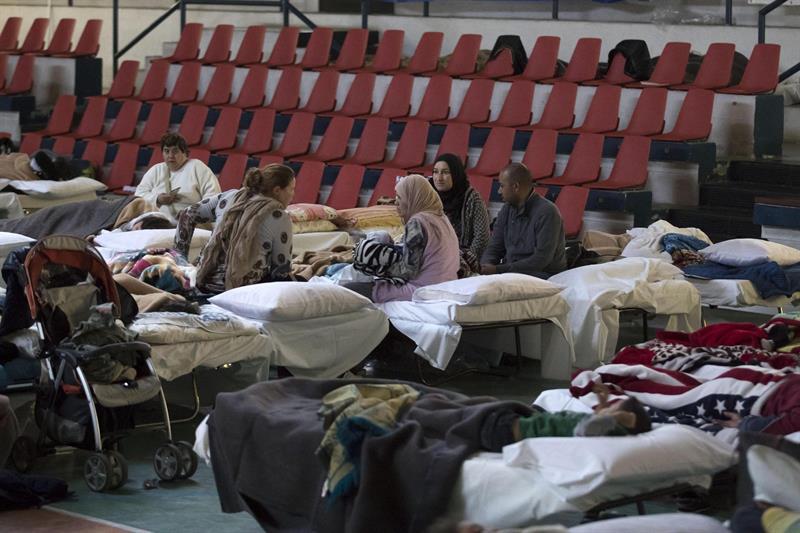 Así quedó el centro de Italia tras devastador terremoto