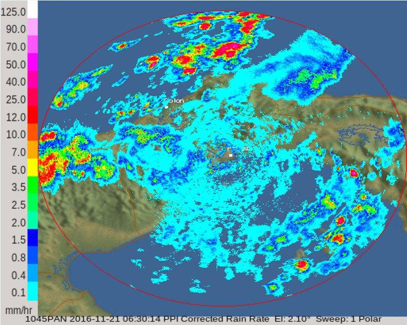 Autoridades extienden alerta amarilla en todo Panamá por tormenta Otto