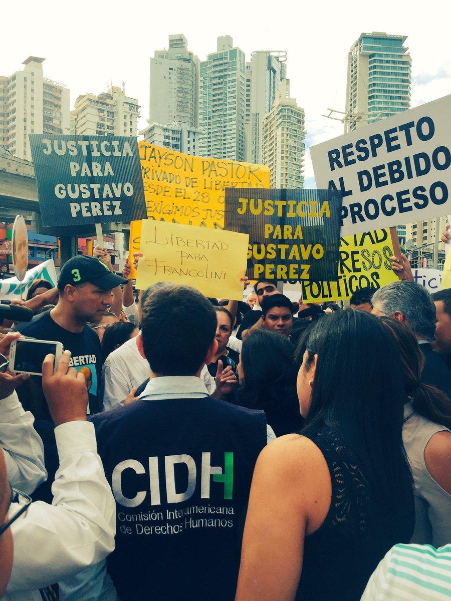 Expondrán casos sobre detenidos políticos en audiencia CIDH