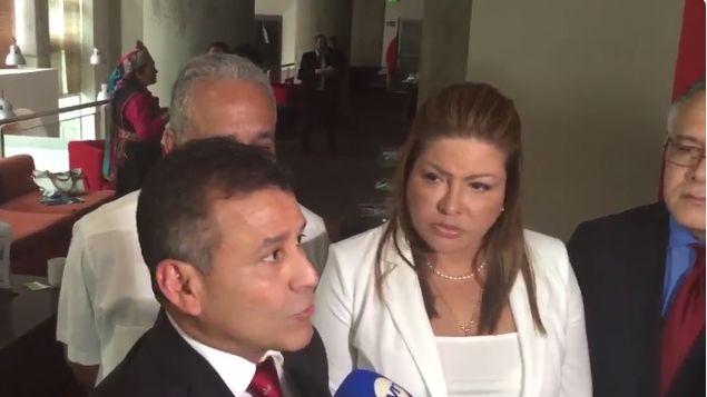 Abogados de Martinelli presentan denuncia ante CIDH