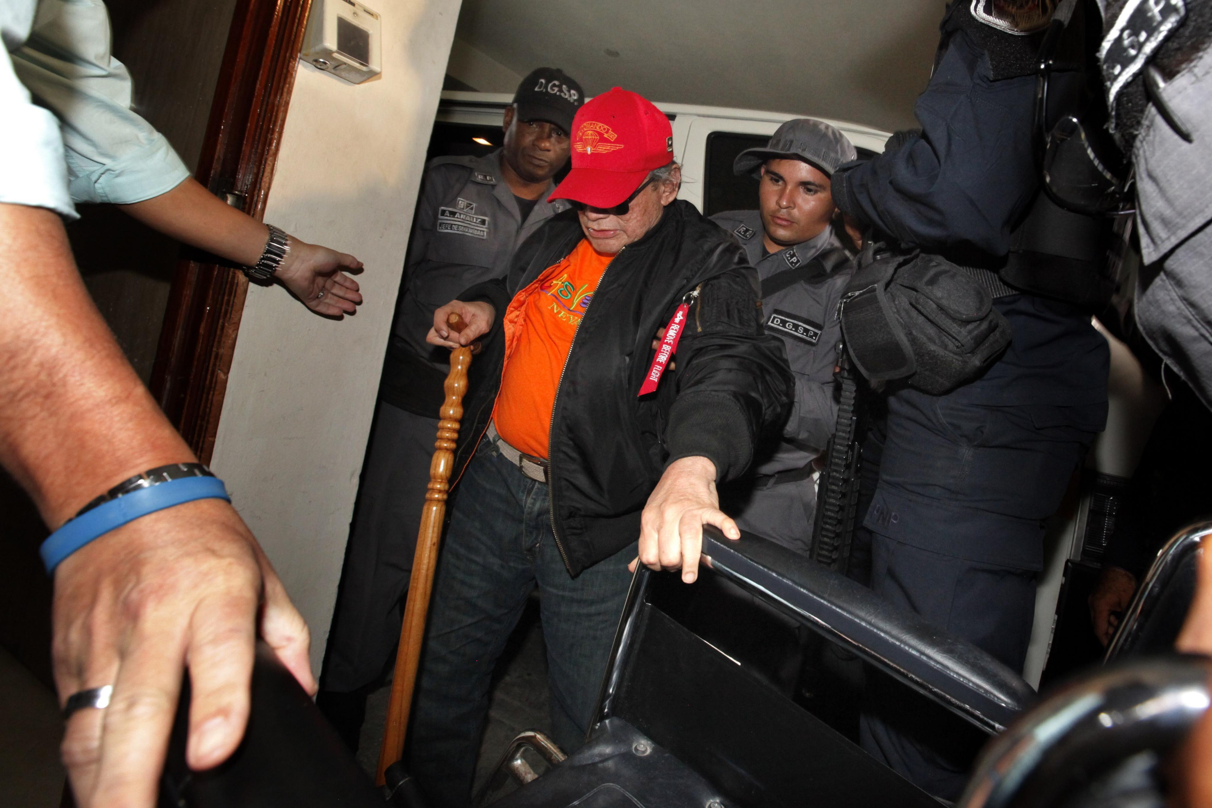 El exdictador panameño Noriega, en estado crítico tras dos cirugías cerebrales