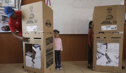 CNE del Ecuador inauguró segunda vuelta para las presidenciales