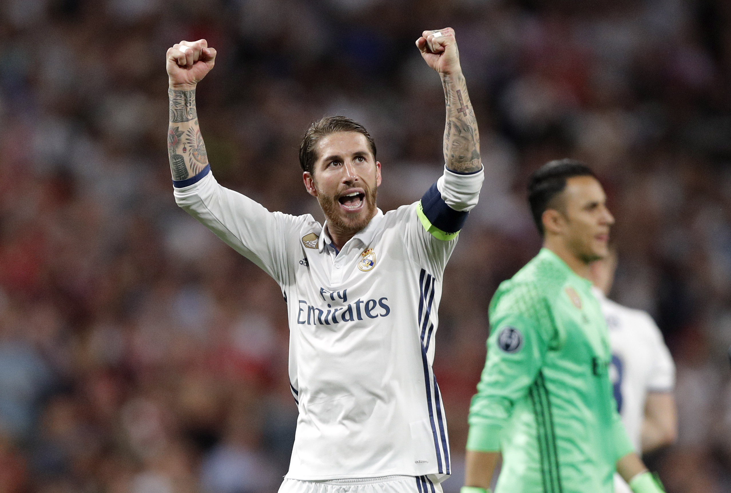 Que Piqué rebobine partido ante PSG, contesta Sergio Ramos. Con Raúl Orvañanos