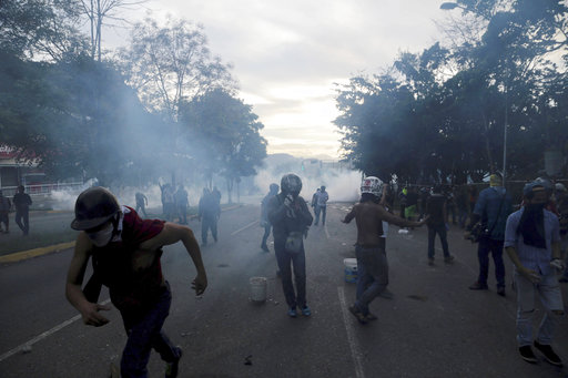 Consejo Nacional Electoral avala Asamblea Constituyente — Venezuela