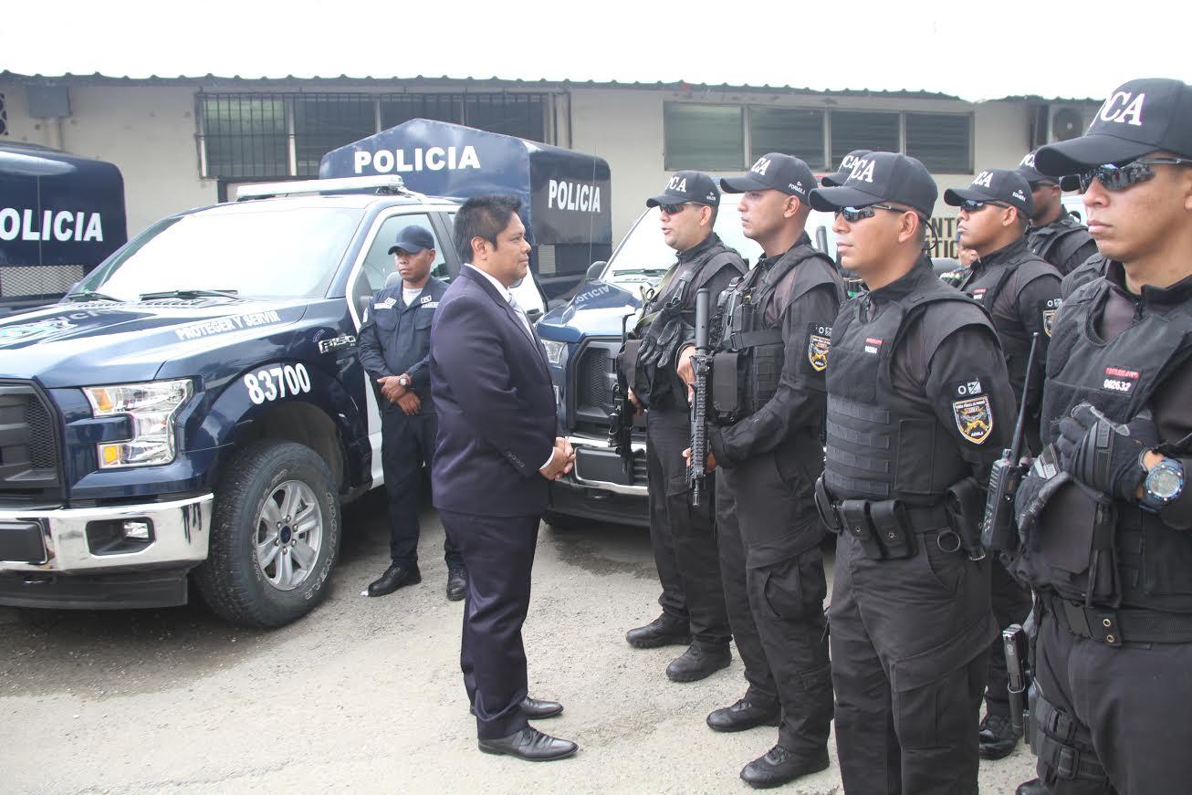 Tomaremos las calles de Colón con unidades y recursos — Ministro de Seguridad