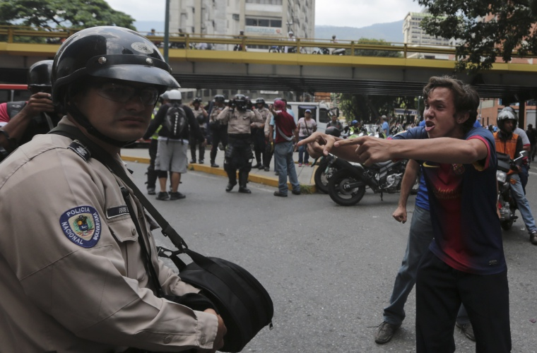 Se eleva a 39 la cifra de muertos en manifestaciones en Venezuela