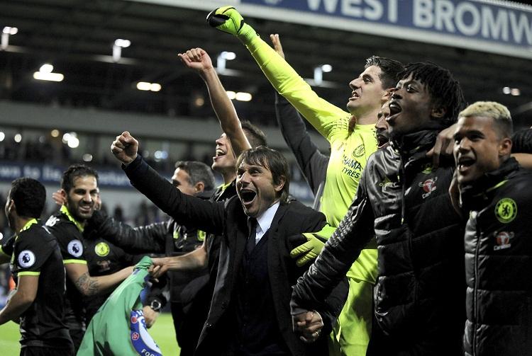 Chelsea se corona campeón en la Premier League