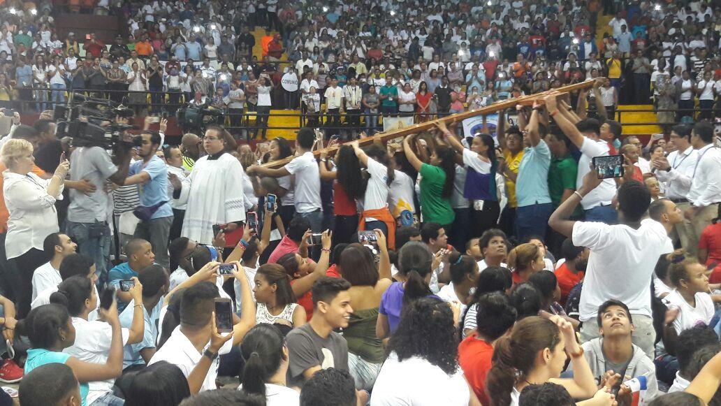 Jornada Mundial de la Juventud en Panamá ya tiene su logo oficial