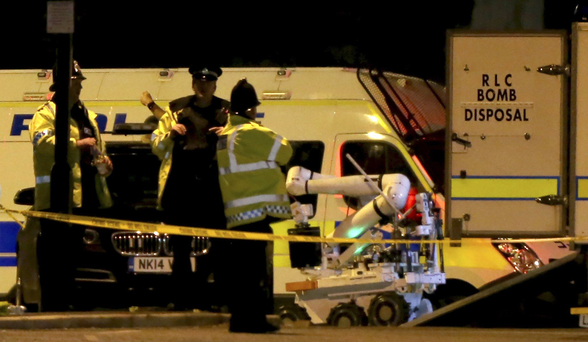 Ya son 22 muertos y casi 60 heridos por el atentado