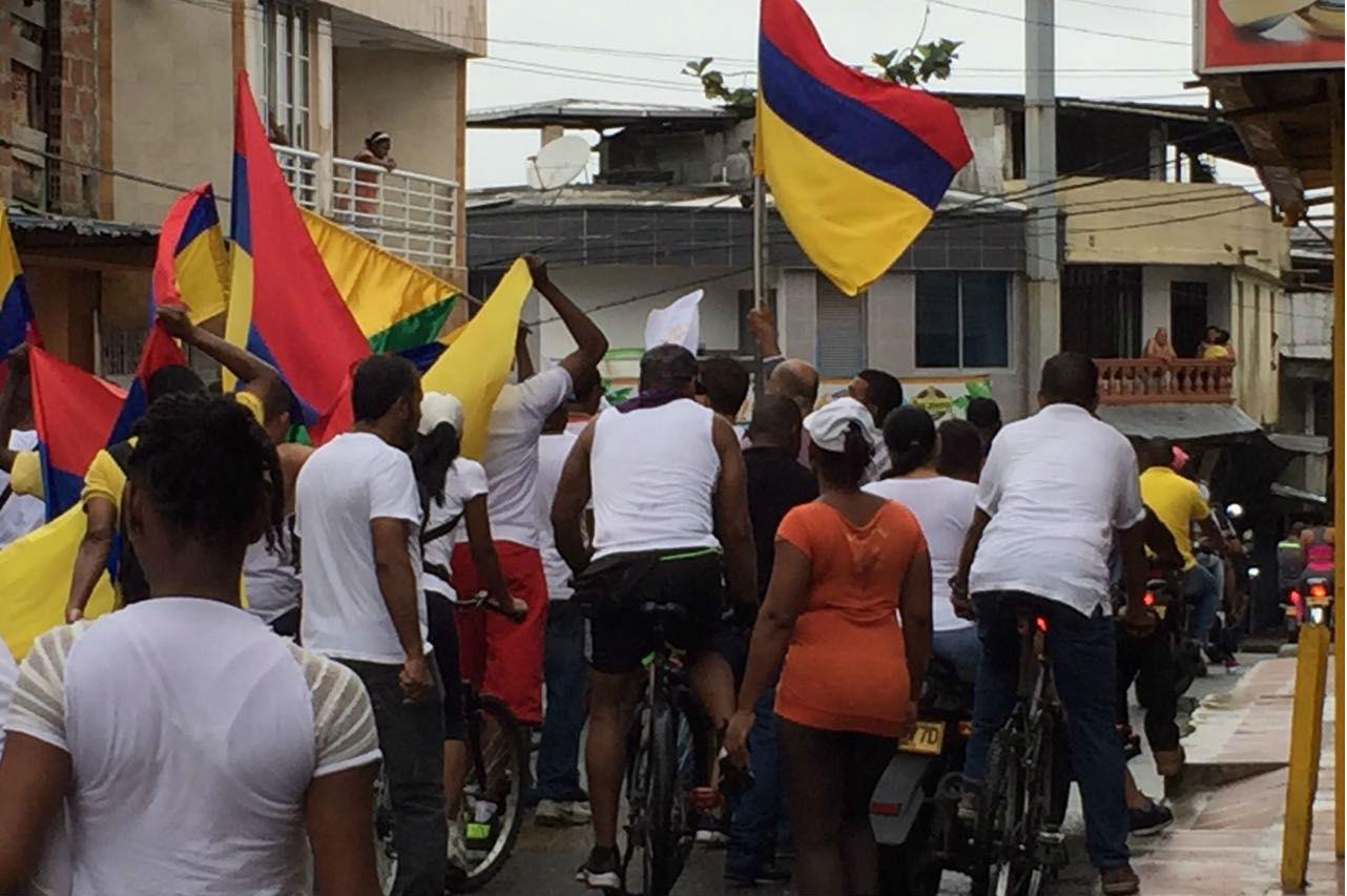 Levantan paro cívico en Chocó tras acuerdo entre Gobierno y comunidad