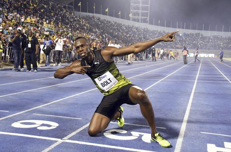 Bolt correrá por última vez en Jamaica