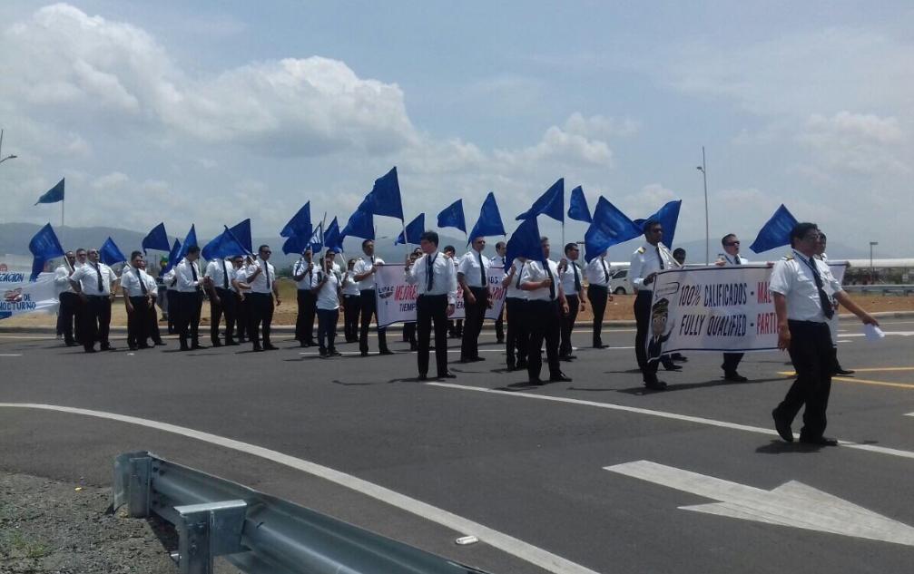 Copa Airlines y pilotos logran acuerdo; cancelan llamado a huelga