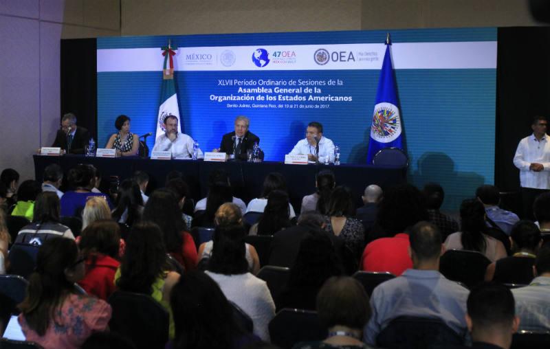 OEA: Cancelan reunión sobre Venezuela por falta de acuerdo