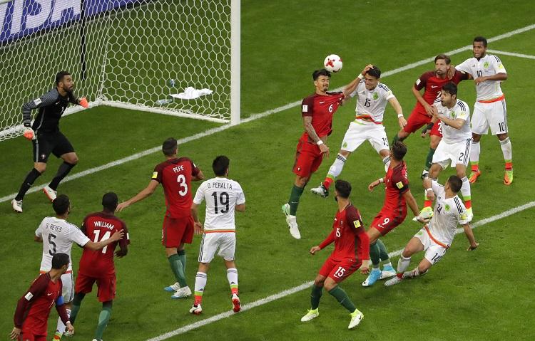 Salcedo se despide de la Copa Confederaciones