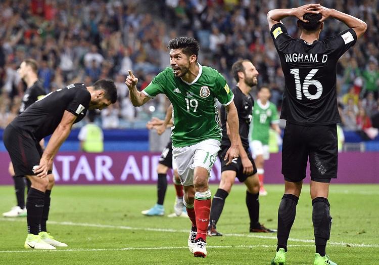 Osorio dice que Rusia pondrá a prueba la jerarquía de México