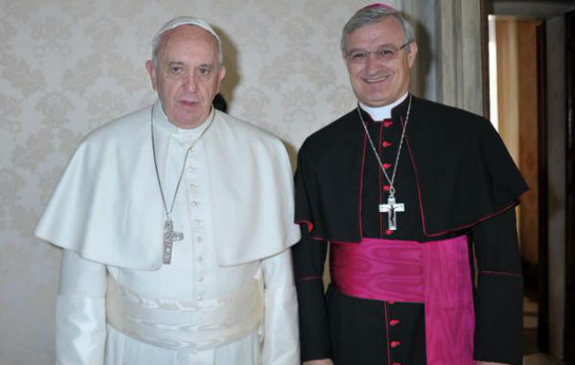 Andrés Carrascosa Coso es elegido nuevo nuncio apostólico en Ecuador