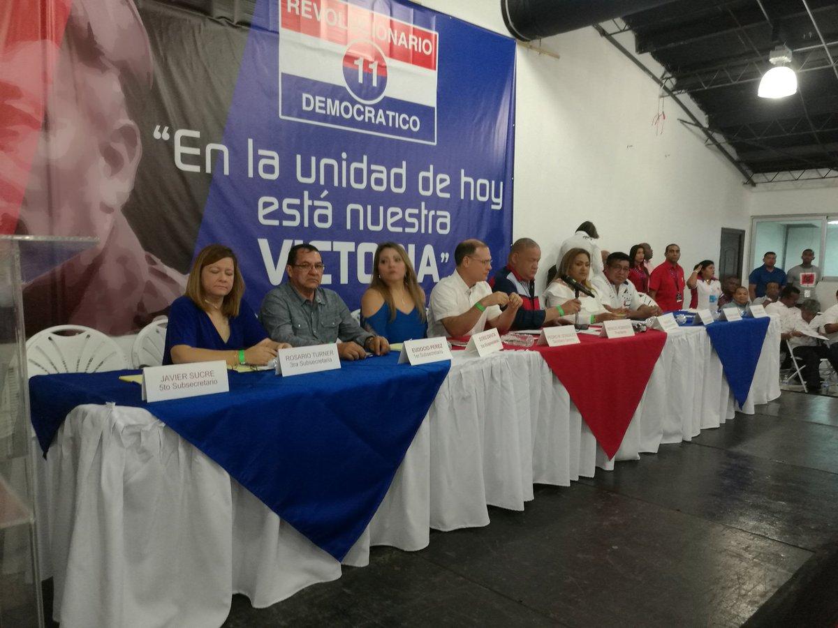 Opositor PRD de Panamá promueve investigación a 6 diputados por desobediencia