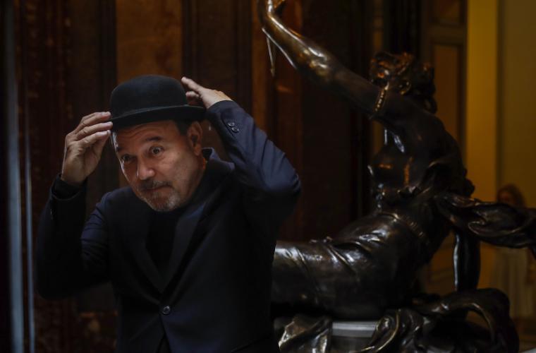 Rubén Blades se despide de las giras de salsa