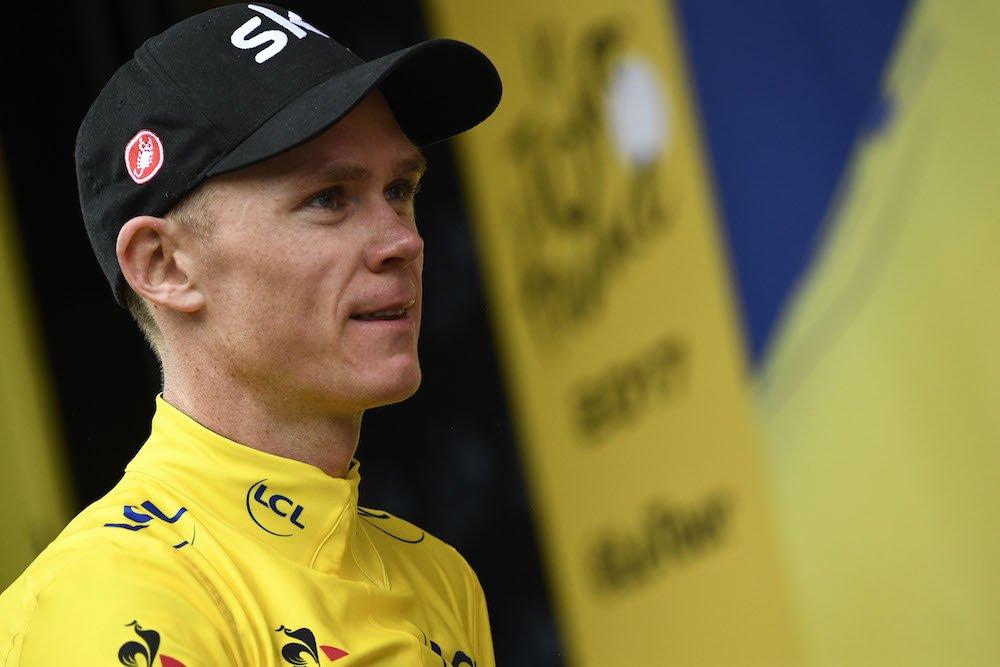 Froome recupera el liderato del Tour de Francia