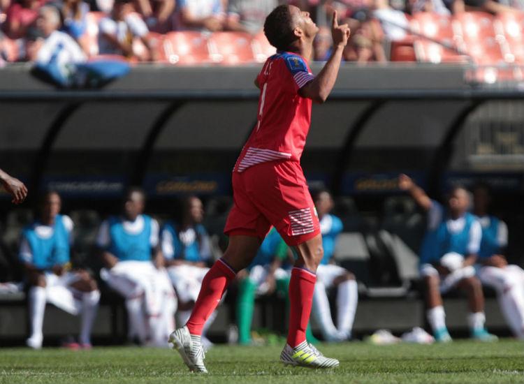 Panamá avanza en la Copa de Oro 2017