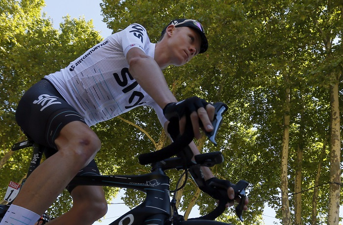 Romain Bardet, preocupado por la remontada de Nairo Quintana — Tour de Francia