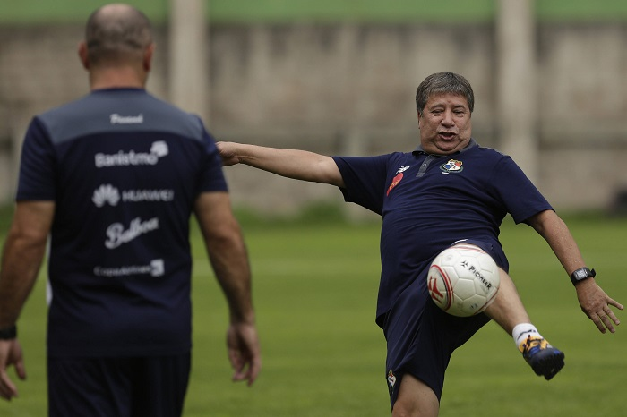 'Bolillo' Gómez se hizo responsable del audio contra Jorge Luis Pinto