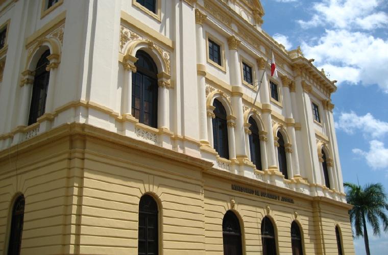 Preocupa jueces de paz critica for Ministerio popular de interior y justicia