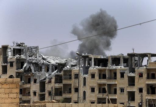Hezbolá lanzó operación en la frontera entre el Líbano y Siria