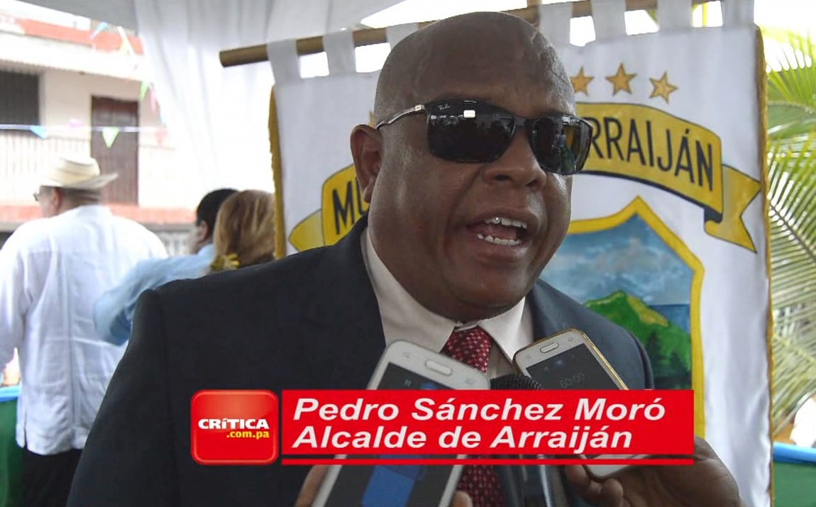 Juez llama a juicio a Pedro Sánchez Moró, alcalde de Arraiján