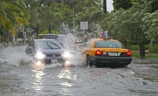 Recomiendan precauciones por efectos de Franklin en Golfo de México