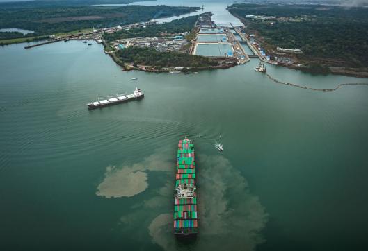 Avalan nuevos peajes del Canal de Panamá