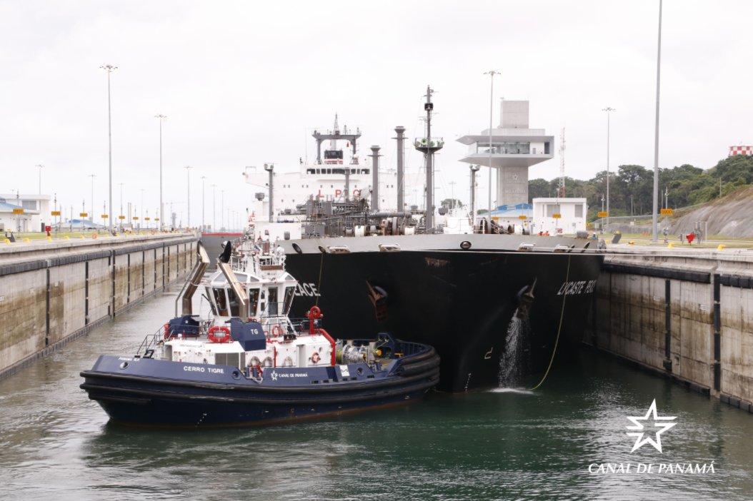 Nuevos peajes del Canal de Panamá son publicados en Gaceta Oficial