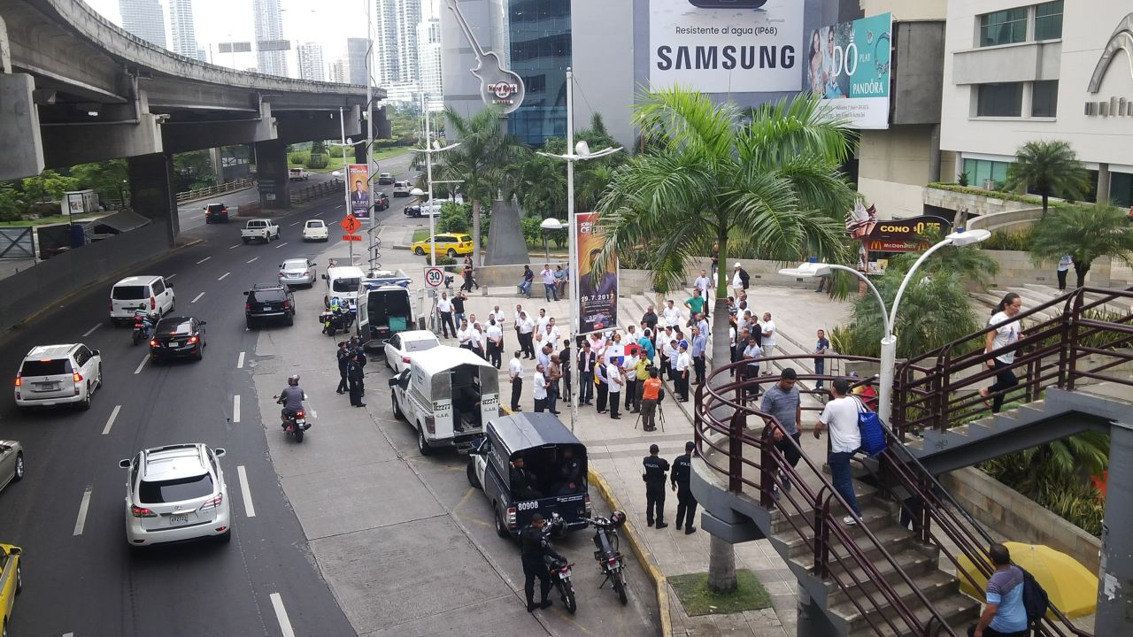 Transportistas no descartan proceder legalmente contra PN tras enfrentamientos