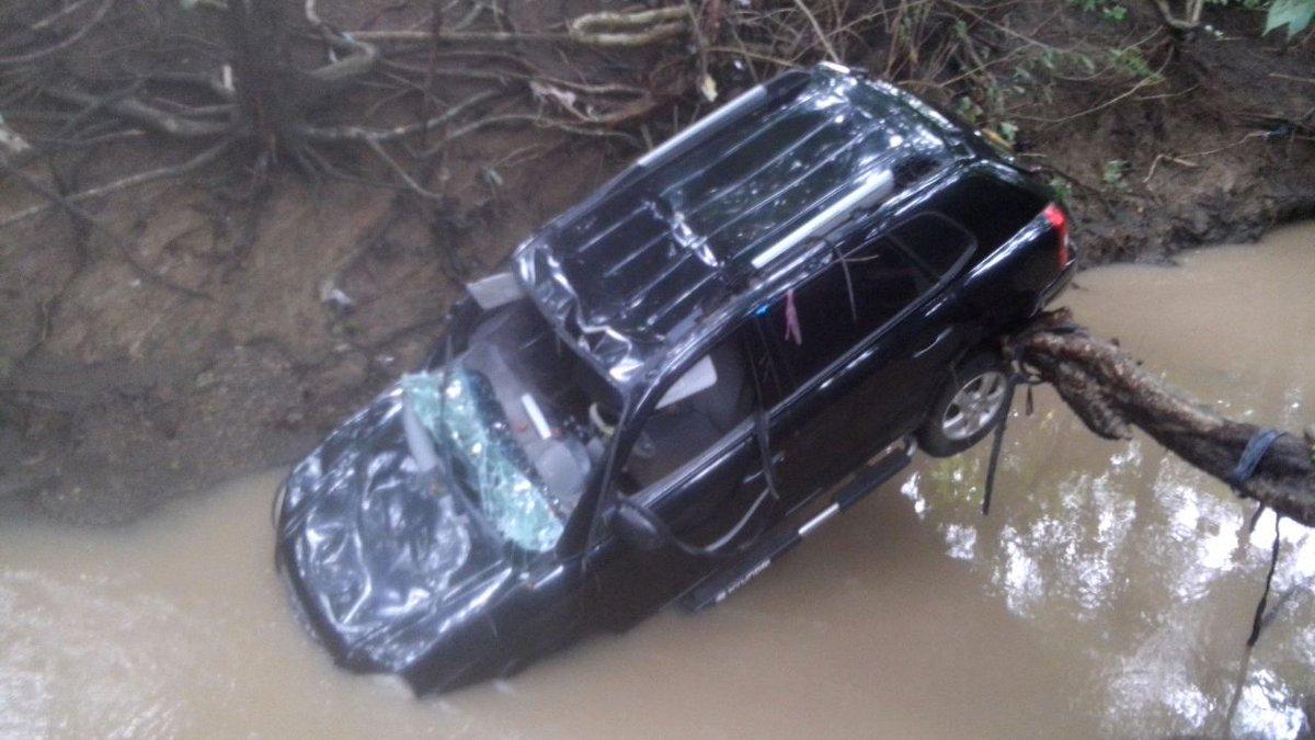 Más de mil afectados por inundaciones en la provincia de Los Santos