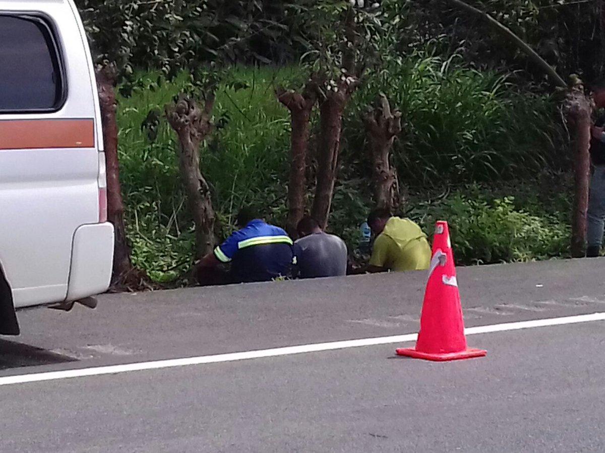 Retienen ambulancia en San Lorenzo con presunta sustancia ilicita