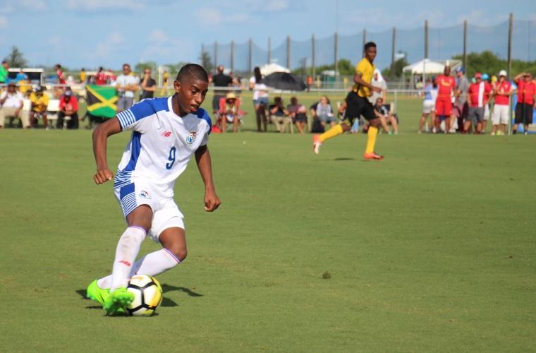 Panamá debuta con triunfo en Campeonato Sub-15 de CONCACAF