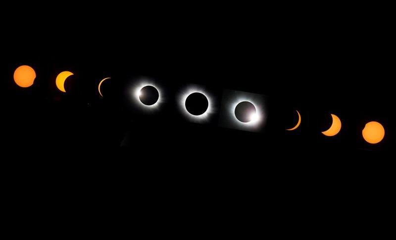 Eclipse solar puede ocasionar ceguera parcial e indefinida