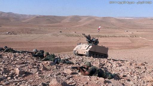 Ejército libanés captura a terrorista de Daesh