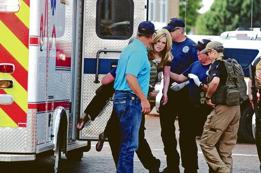 Dos muertos y varios heridos tras balacera en biblioteca de EE.UU