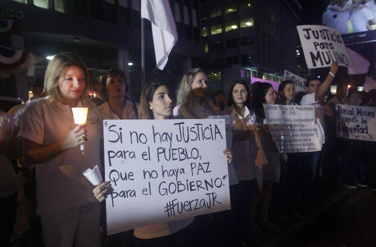 Un juez de EEUU autorizó la extradición del ex presidente panameño Martinelli