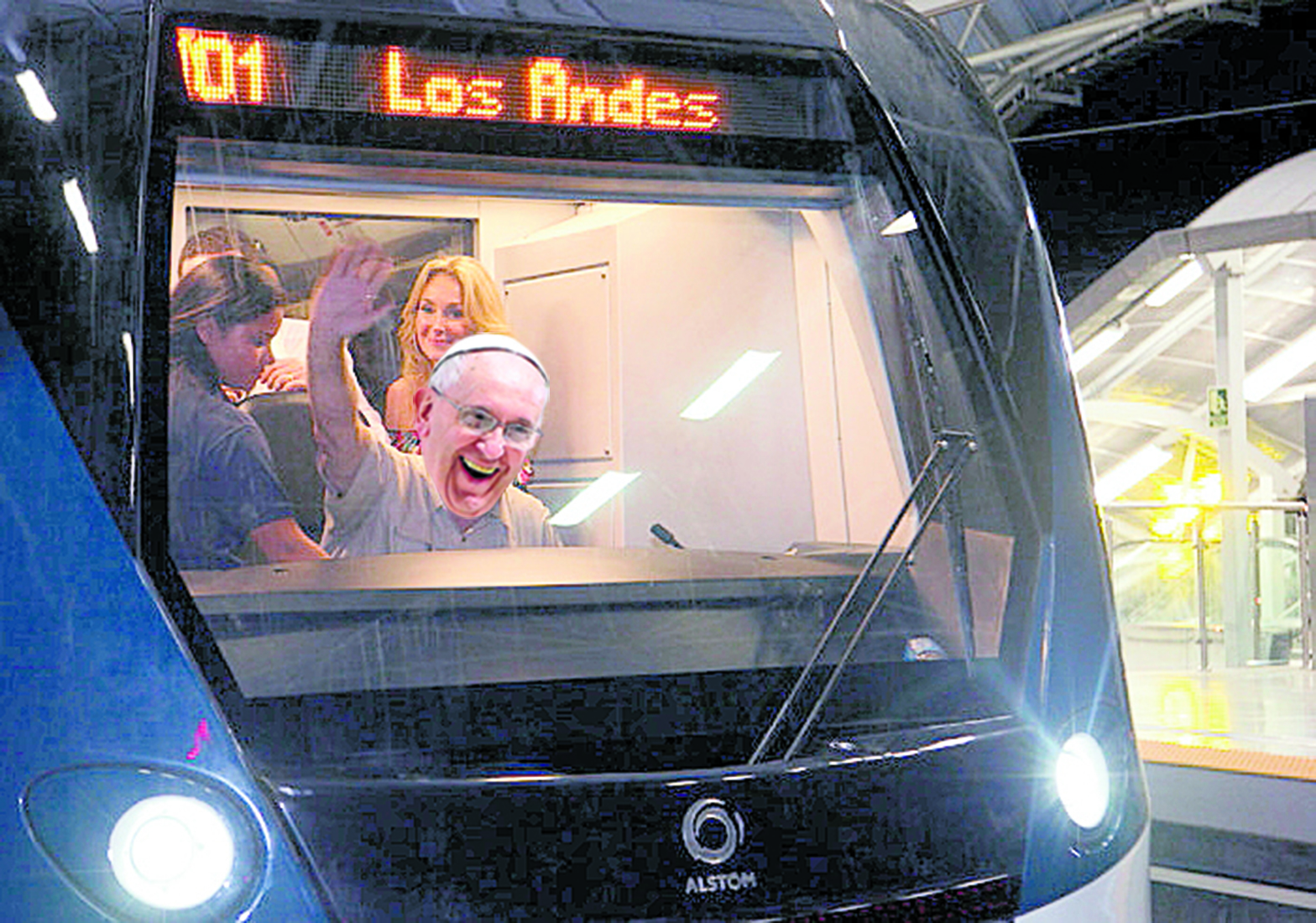 Línea 2 del Metro operará de manera parcial para la JMJ