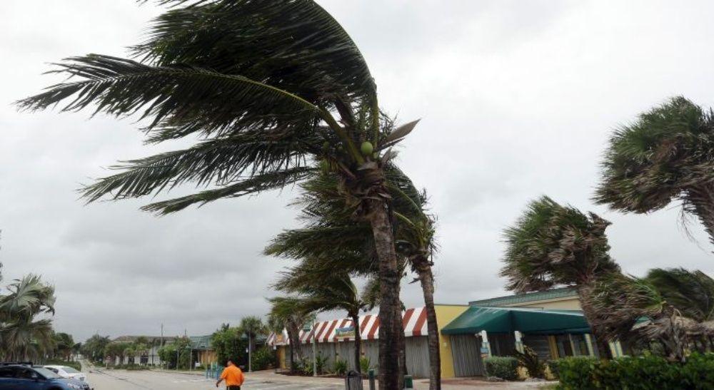 Ordenan evacuación de 6,3 millones de personas en Florida por Irma