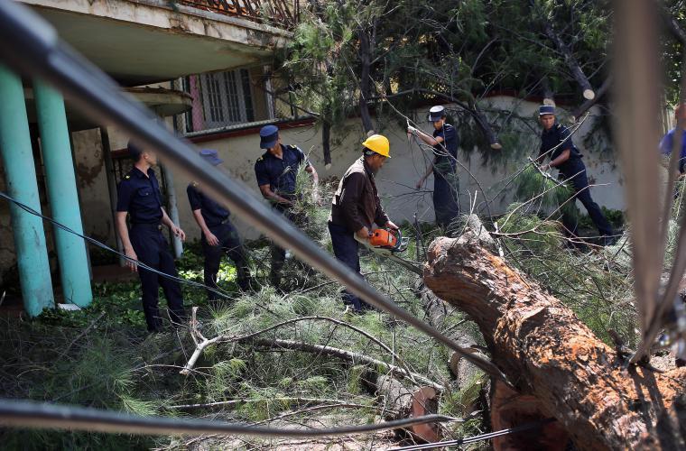 Venezuela enviará a Cuba materiales de construcción tras huracán Irma