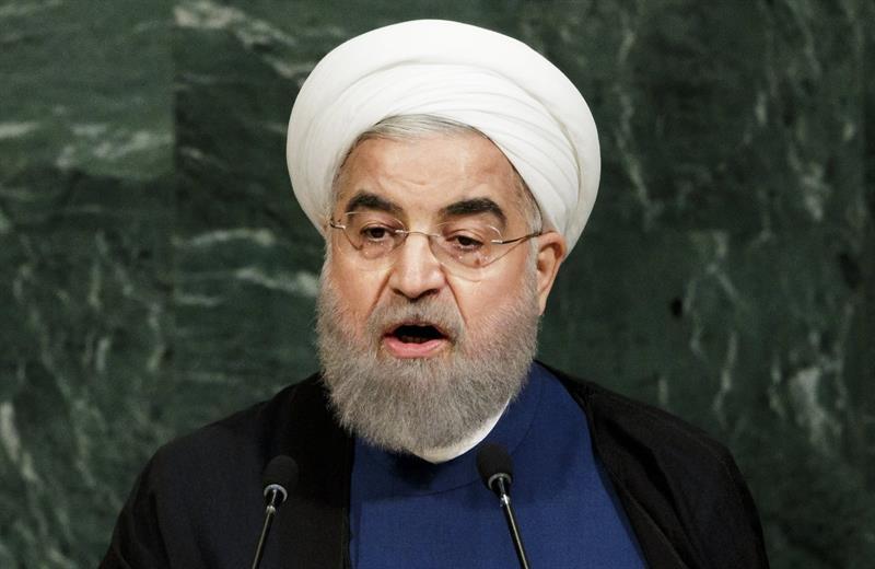 Rohani: EEUU perderá confianza del mundo si sale del pacto nuclear